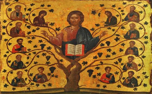 the-genealogy-of-jesus