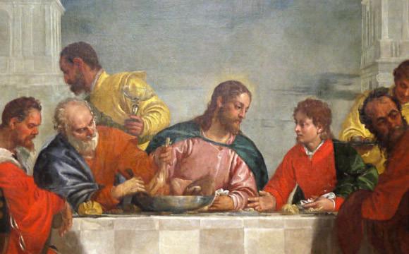 Jesus and Levi 1