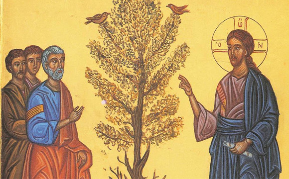 The Parable about a Mustard Seed 1