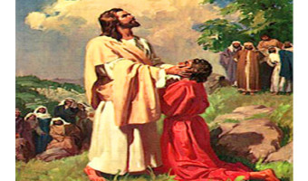 jesus healing the deaf man