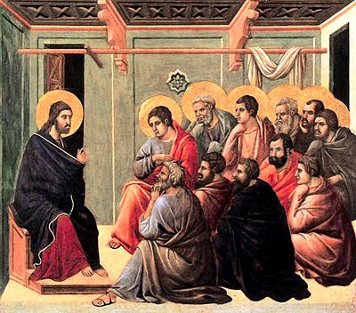 DUCCIO_di_Buoninsegna_Christ_Taking_Leave_of_the_Apostle400