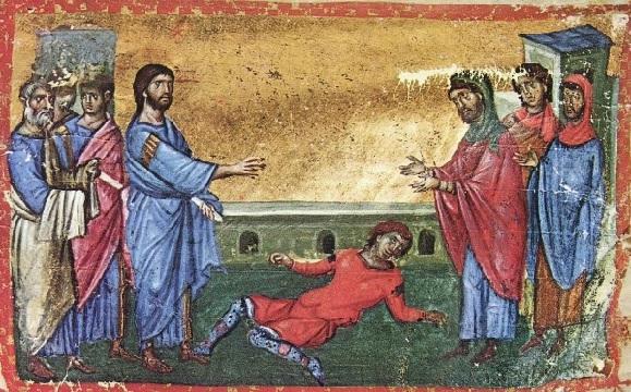 الأحد الثاني من الصليب والخامس من ايليا
