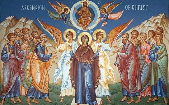 الخميس السادس من القيامة  (عيد الصعود)